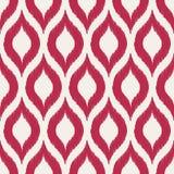 Geometrisches Muster des nahtlosen Gekritzels Lizenzfreie Stockfotografie