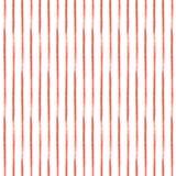 Geometrisches Muster des nahtlosen Vektorschmutzes mit der gezeichneten Hand zeichnet Endloser Hintergrund mit horizontalem Strei Lizenzfreie Stockfotos