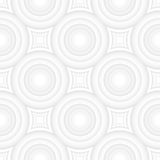 Geometrisches Muster des Vektors - nahtlos Stockbild