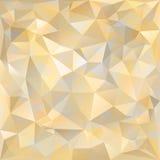 Geometrisches Muster, Dreieckhintergrund. Stockbild