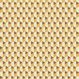 Geometrisches Muster - nahtloser Hintergrund des Vektors Lizenzfreies Stockfoto