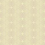 Geometrisches Muster Nahtloser vektorhintergrund Lizenzfreies Stockfoto