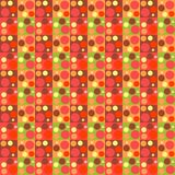 Geometrisches Muster Nahtloses abstraktes Muster Geometrisches Muster für Gewebe, Verpackung, Tapete Stockbild