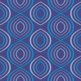 Geometrisches Muster Nahtloses backround Lizenzfreie Stockfotos