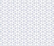Geometrisches Muster von schneidenen Linien Abstrakter Hintergrund für Stockbilder