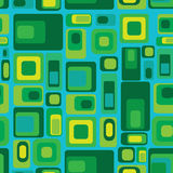 Geometrisches nahtloses Muster Stockfoto