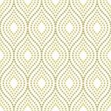 geometrisches nahtloses Muster Lizenzfreie Stockfotografie