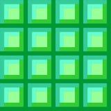 geometrisches nahtloses Muster Abstrakter vektorhintergrund parquet stock abbildung