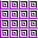 geometrisches nahtloses Muster Abstrakter vektorhintergrund parquet vektor abbildung