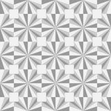 geometrisches nahtloses Muster Auch im corel abgehobenen Betrag Lizenzfreies Stockbild
