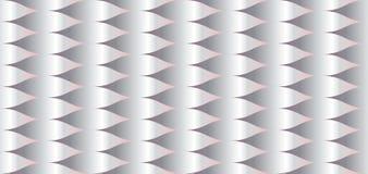 Geometrisches nahtloses Muster der Wasserbeschaffenheits-Zusammenfassung Lizenzfreies Stockbild