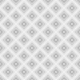 Geometrisches nahtloses Muster des Vektors Lizenzfreie Stockfotografie