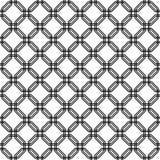 geometrisches nahtloses Muster entziehen Sie Hintergrund Lizenzfreies Stockbild