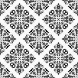 geometrisches nahtloses Muster entziehen Sie Hintergrund Lizenzfreie Stockfotos