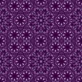 Geometrisches nahtloses Muster für Hintergrund, Tapeten Lizenzfreie Abbildung