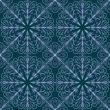 Geometrisches nahtloses Muster für Hintergrund, Tapeten Stock Abbildung