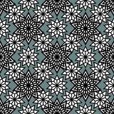 Geometrisches nahtloses Muster Vektor Lizenzfreie Abbildung