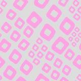 Geometrisches nahtloses patternin Retro- Memphis-Art, Mode 80s - Stockfotografie