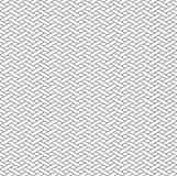 Geometrisches nahtloses Schwarzweiss-Muster mit Webartart Lizenzfreie Stockfotos