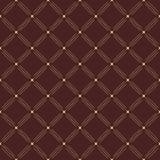 Geometrisches nahtloses Vektor-Zusammenfassungs-Muster Lizenzfreies Stockbild