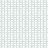 Geometrisches nahtloses Vektormuster Lizenzfreies Stockbild