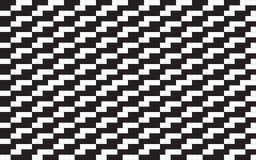 Geometrisches pixelated nahtloses Muster des nordischen Vektors vektor abbildung
