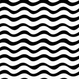 Geometrisches Schwarzweiss-Grafikdesigndruck-Webartmuster Lizenzfreie Stockbilder
