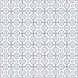 Geometrisches Vektor-Muster Nahtloser Hintergrund Stockfotografie