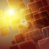 Geometrisk abstrakt bakgrund Royaltyfri Foto