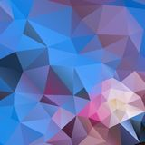 geometrisk abstrakt bakgrund Royaltyfria Foton