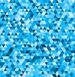 geometrisk abstrakt bakgrund Arkivbilder
