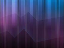 Geometrisk abstrakt bakgrund för vektor Royaltyfria Bilder