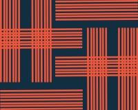 Geometrisk abstrakt bakgrundsuppsättning av rektanglar royaltyfri illustrationer