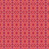 Geometrisk abstrakt färgrik design för prydnadvektorbild Arkivfoto