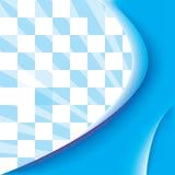 geometrisk abstrakt kant Arkivfoton