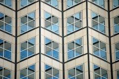 geometrisk arkitektur Arkivfoto