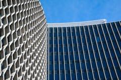 Geometrisk arkitektur 2 Arkivfoto