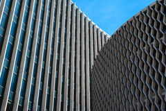 Geometrisk arkitektur 3 Royaltyfri Bild