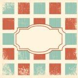 Geometrisk bakgrund Royaltyfri Foto