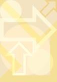 geometrisk bakgrund Arkivbild