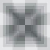 geometrisk bakgrund Royaltyfri Fotografi