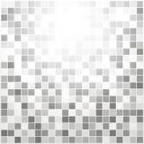 Geometrisk bakgrund av fyrkanter Royaltyfri Foto