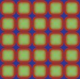 Geometrisk bakgrund för vektorteckningspanel Arkivbild