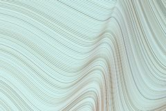 Geometrisk begreppsmässig bakgrundslinje, kurva & vågmodell för design Diagram, färg, repetition & detaljer stock illustrationer