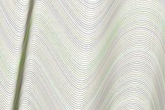 Geometrisk begreppsmässig bakgrundslinje, kurva & vågmodell för design Färg, vektor, tapet & räkning stock illustrationer