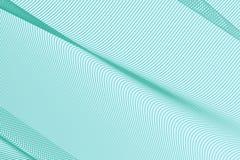 Geometrisk begreppsmässig bakgrundslinje, kurva & vågmodell för design Idérikt, kanfas, yttersida & textur stock illustrationer