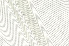 Geometrisk begreppsmässig bakgrundslinje, kurva & vågmodell för design Kanfas, repetition, yttersida & konst stock illustrationer