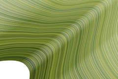 Geometrisk begreppsmässig bakgrundslinje, kurva & vågmodell för design Yttersida, mall, vektor & illustration royaltyfri illustrationer