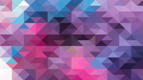 Geometrisk design, mosaisk abstrakt bakgrundsmosaik, modell för affärsannonsen, häften, broschyrer vektor illustrationer