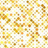 Geometrisk diagonal rundad fyrkantig modellbakgrund - sömlös design Arkivfoto